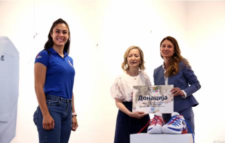 NIS učestvovao u humanitarnoj akciji Instituta za ženski sport