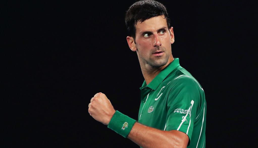Najbolji čestitao najboljem: Pogledajte u čemu je Nole trenirao pred susret sa Nadalom