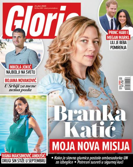 U prodaji 930. broj magazina Gloria!