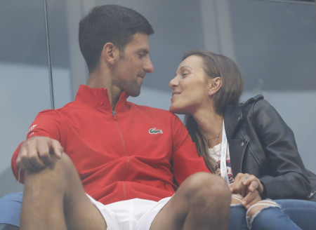 Sve pršti od emocija: Kako je Jelena Đoković Novaku čestitala titulu