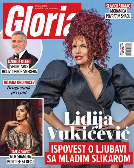 U prodaji 932. broj magazina Gloria!