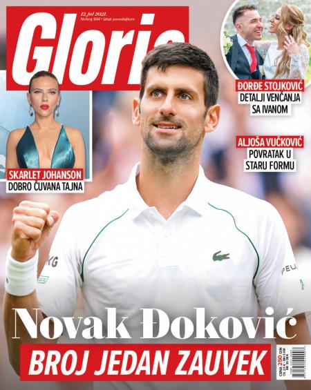 U prodaji 934. broj magazina Gloria!