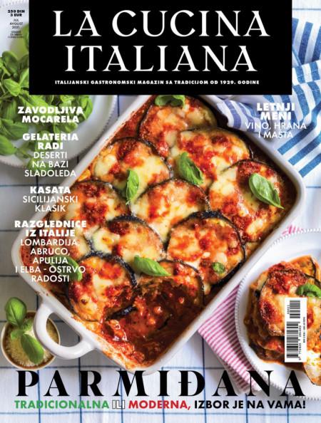 La Cucina Italiana: Nova i osvežena gastronomska biblija!