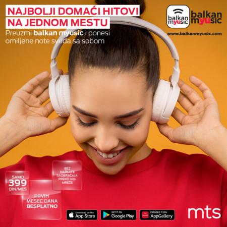 Leto je pravo vreme za najbolje domaće hitove i Balkan Myusic