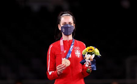 Tijana Bogdanović: Medalja u Tokiju ima veću težinu