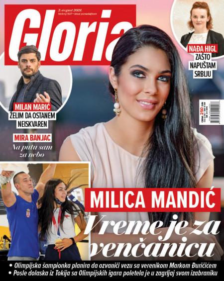 U prodaji 937. broj magazina Gloria!