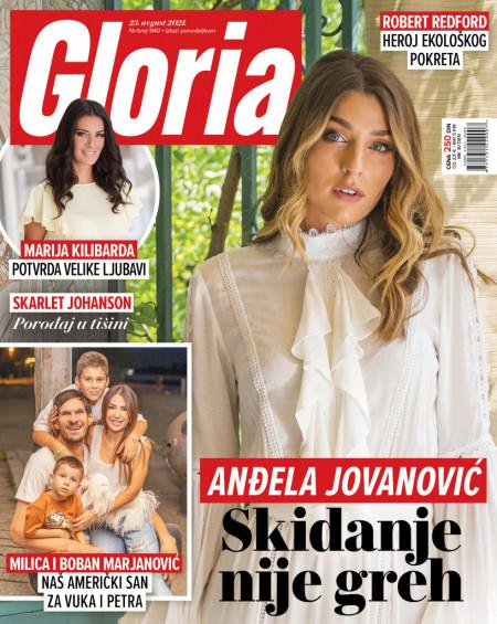 U prodaji 940. broj magazina Gloria!
