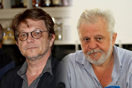 Incident koji je potresao Srbiju: Kako je Dragan Bjelogrlić izudarao Gagu Antonijevića (FOTO)