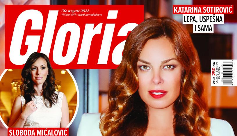 U prodaji 941. broj magazina Gloria!