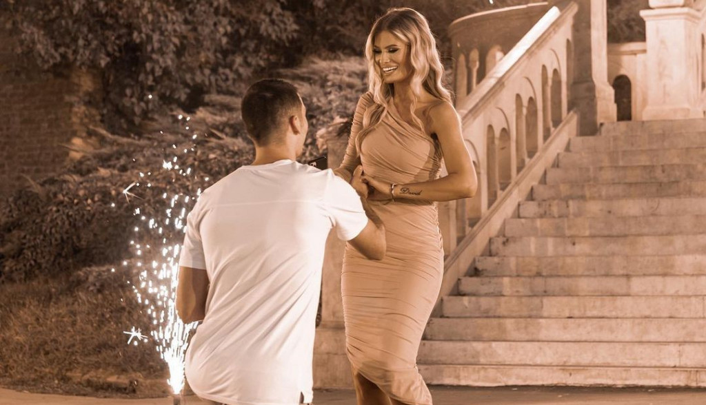 Šta će reći Sofija Milošević: Bivša Luke Jovića udaće se pre nje
