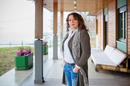 Mirjana Karanović u Veneciji s posebnim razlogom