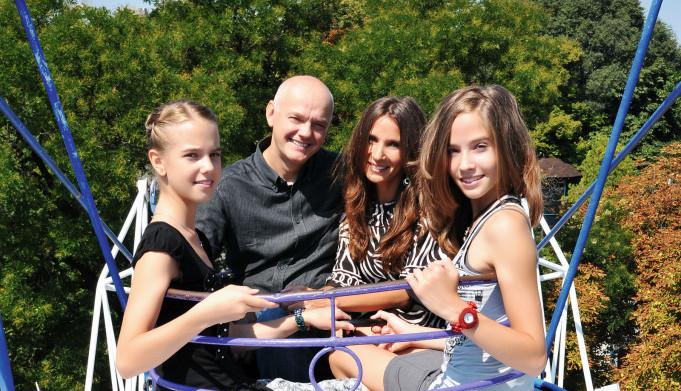 Nenad Nenadović u ulozi supruga i oca: Hladimo usijane glave