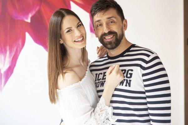 Danijela Dimitrovska i Ognjen Amidžić: Jači od problema