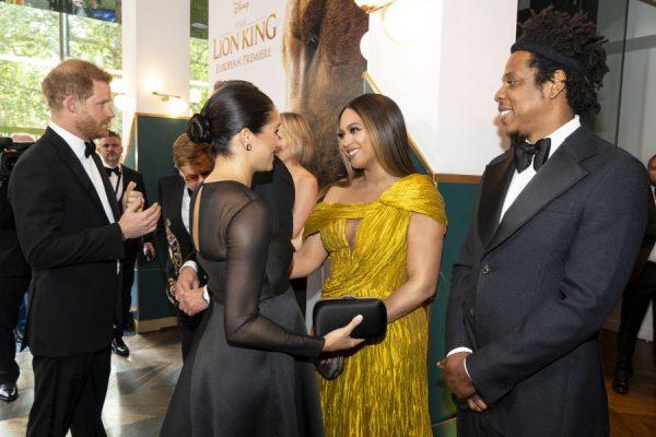 Zajedno na crvenom tepihu: Bijonse napokon upoznala omiljenu princezu (foto/video)
