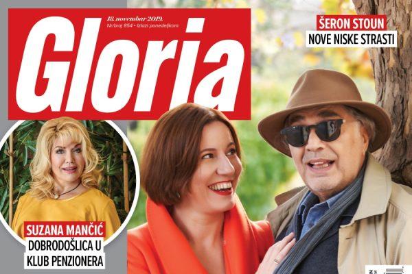 """U prodaji je 854. broj magazina """"Gloria"""""""