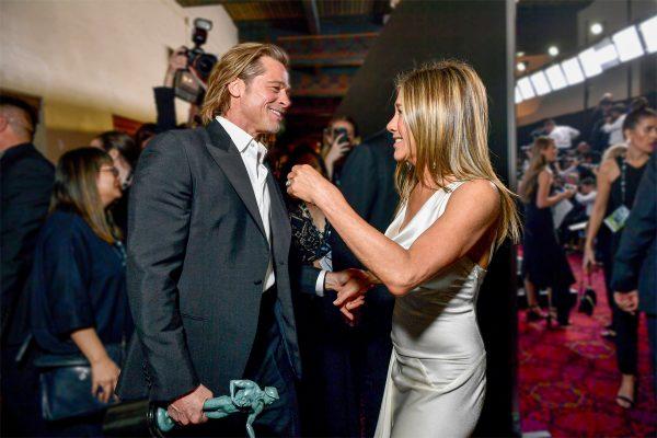 Bred Pit i Dženifer Aniston: Ima neka tajna veza