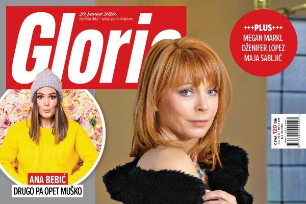 Čitajte u novom, 862. broju magazina Gloria!