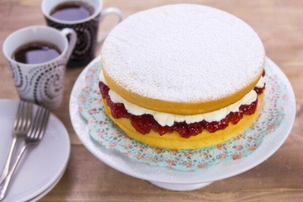 kolač kraljice Viktorije