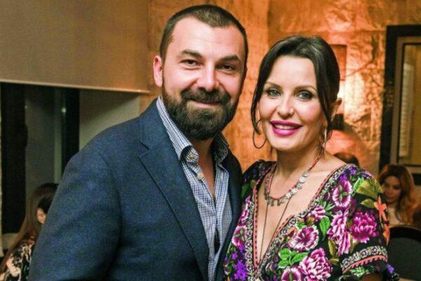 Elena i Jugoslav Karić razvod, Gloria