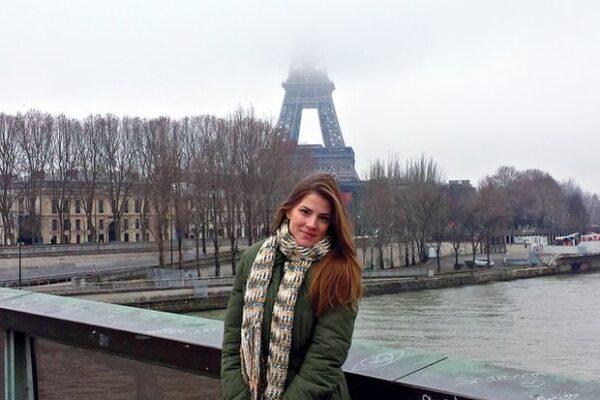 putopis Pariz