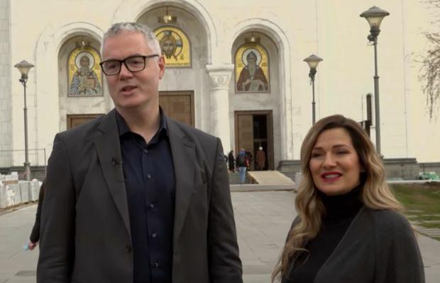 Dejan i Jelena Tomašević